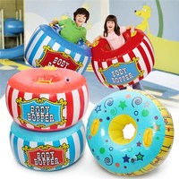 Inflatable Bumper Ball Body Zorbing Ball Bubble Soccer Football Kids 3 Color Children's Toys Bubble Ball Funny Game