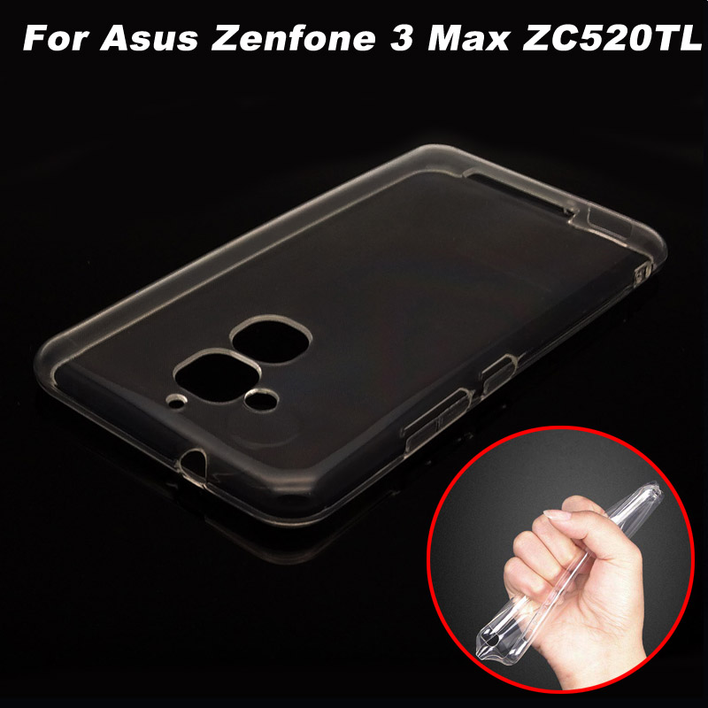 for asus zenfone 3 max zc520tl case cover 5 2 inch tpu soft cover phone case for asus zenfone 3. Black Bedroom Furniture Sets. Home Design Ideas