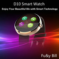 New Fashion D10 Disc Smart Watch Heart Rate Monitoring Movement Smart Watches