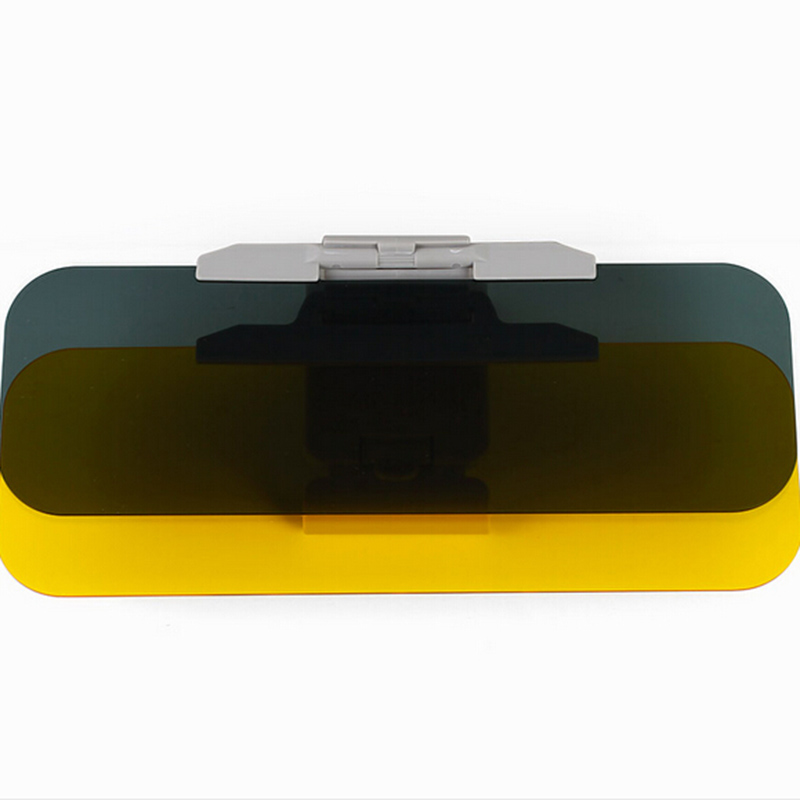Car Sun Visor Goggles For Driver Day Night Anti dazzle Mirror Sun Visors Clear View Dazzling Goggles Interior Accessories in Windshield Sunshades from Automobiles Motorcycles