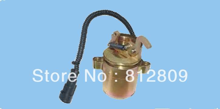 1011/2011 Engine 04272956 Shutdown Device shutoff solenoid Linde Forklift +free fast shipping new fuel injector 04178023 for 1011 2011 engine 0432191624 free shipping