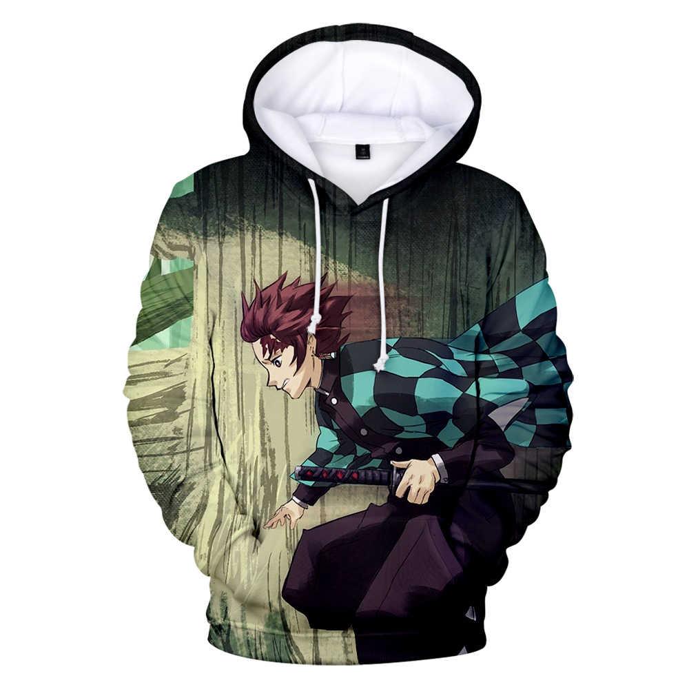 02262398c ... Demon Slayer Kimetsu no Yaiba Fashion Men/Women Hoodies 3D aikooki new  Print 3D sweatshirt ...