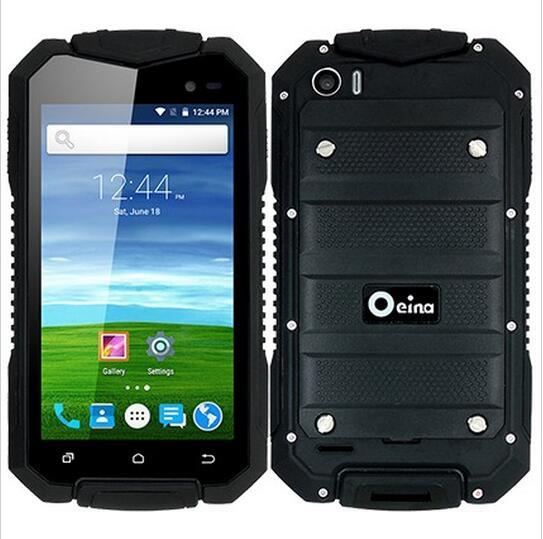 bilder für Original Oeina XP7700 IP67 Wasserdicht Staubdicht Stoßfest Handy Mit MTK6580M Quad Core Android 5.0 3G WiFi 4,5 Zoll