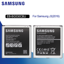 SAMSUNG EB-BG530CBU EB-BG530CBE For Galaxy Grand Prime J3 2016 EB-BG531BBE G5308W G530 G531F G530H G530F Original Spare Battery yilizomana phone battery eb bg530cbe for samsung galaxy grand prime j3 2016 g530 g531f g530h g530f 2600mah replacement batteries