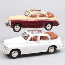 1 24 Scale Classic Russia Soviet Gorky Gaz-M20 Pobeda Volga convertible M20 Molotovets diecast model Automobile car toy vehicle
