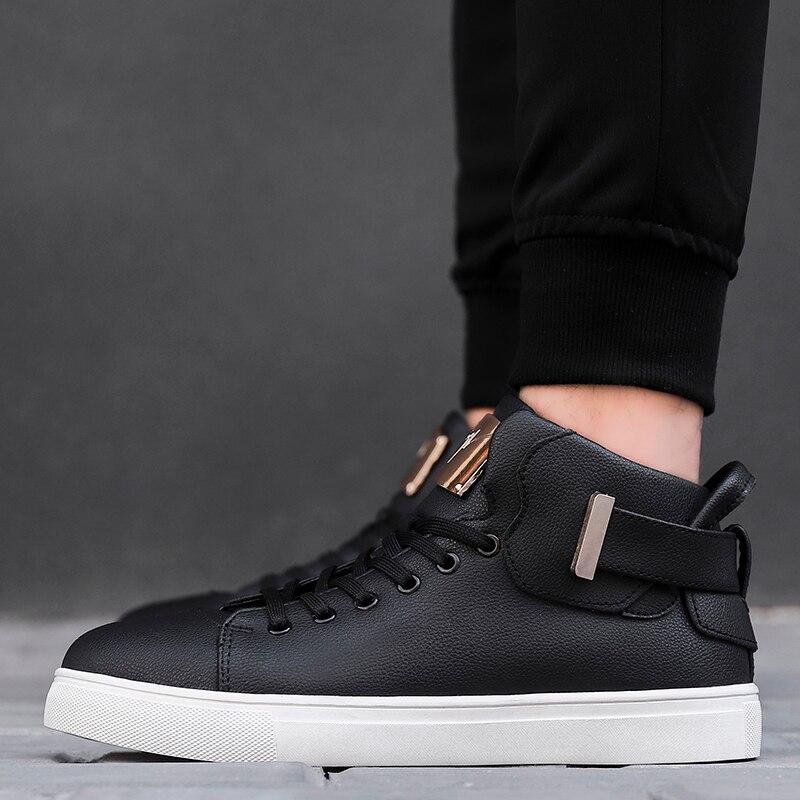 Hommes Casual Nouveau Hei Garçon Se 2018 bai Se Pour Mode Chaussures Sneakers Top Designer Appartements Confortable Jeune High q0wwdESC