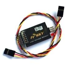 Feiying Frsky FLVSSแรงดันไฟฟ้าLipoอัพเกรดSensorและจอแสดงผลสำหรับ2 WayระบบTelemetry