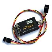 Feiying Frsky FLVSS Lipo gerilim yükseltme sensörü ve ekran 2 yönlü telemetri sistemi