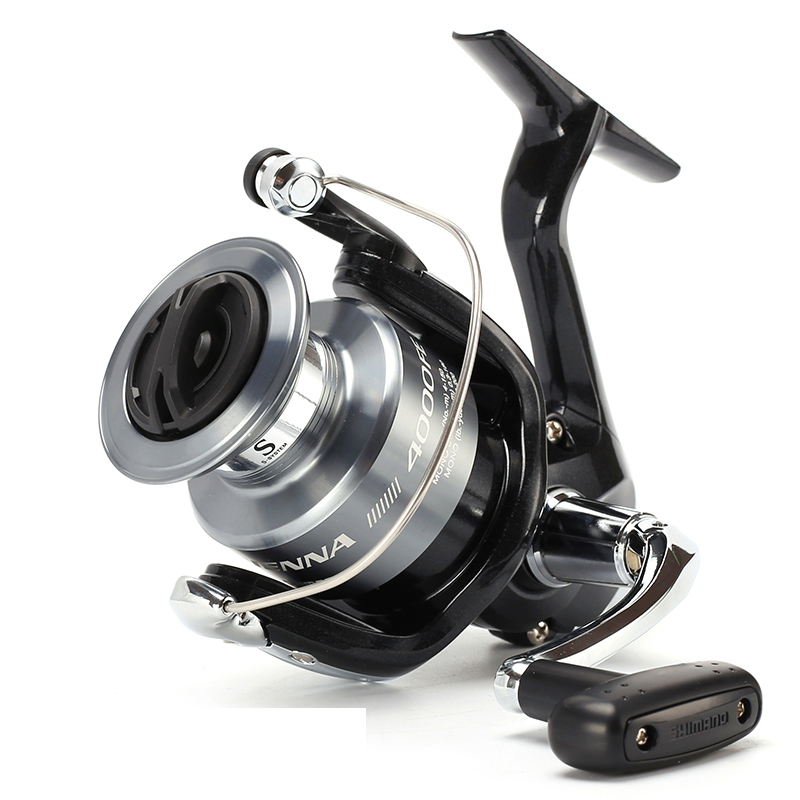 Original Shimano SIENNA FE 1000 2500 4000 Spinning Fishing Reel 1+1BB Front Drag XGT7 Body Saltewater Carp Fishing Reel(China)