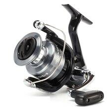 Original Shimano SIENNA FE 1000 2500 4000 Spinning Fishing Reel 1+1BB Front Drag XGT7 Body Saltewater Carp Fishing Reel
