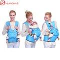 Novo 0-36 m infantil criança ergonômico baby carrier mochila sling saco engrenagem com hipseat envoltório recém-nascidos capa casaco para bebês stroller