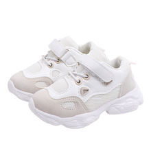 COZULMA New Children Sport Shoes for Boys Girls Air Mesh Sneakers Baby Breathable Non-Slip Casual Running