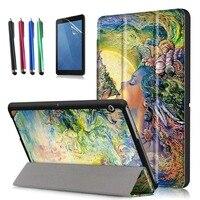 Funda For Huawei MediaPad T3 10 AGS L09 AGS L03 Case Original Design Business Ultra Thin