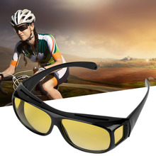 New HQ Night Driving Glasses Anti Glare Vision Driver Safety Sunglasses Classic UV 400 Protective Glasses Goggles Free Shipping