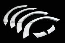 Для Nissan Skyline R33 GTS 400R frp Волокно Стекло колеса ARCHE 6 шт. снаружи Fender Flare Средства ухода за кожей Комплект Авто Интимные аксессуары стайлинга автомобилей