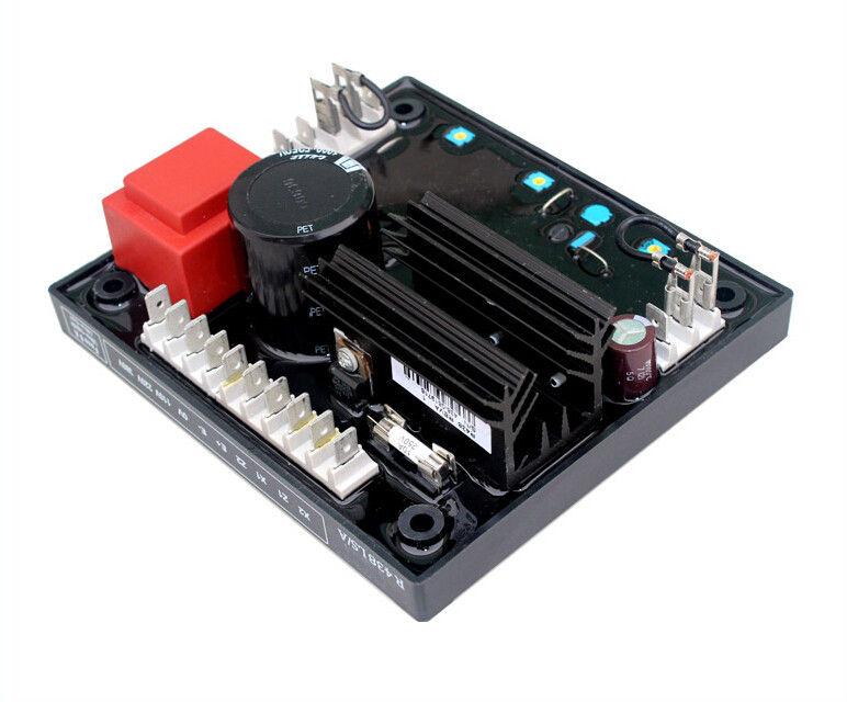 avr R438 automatic voltage regulator generador AVR R438 high quality brushless alternator spare part as480 avr for brushless alternator high quality generator spare part voltage regulator automatic