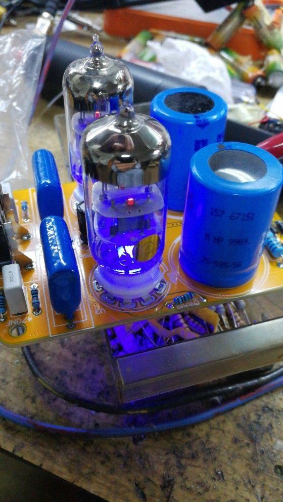 Tube Amplifier board (8)