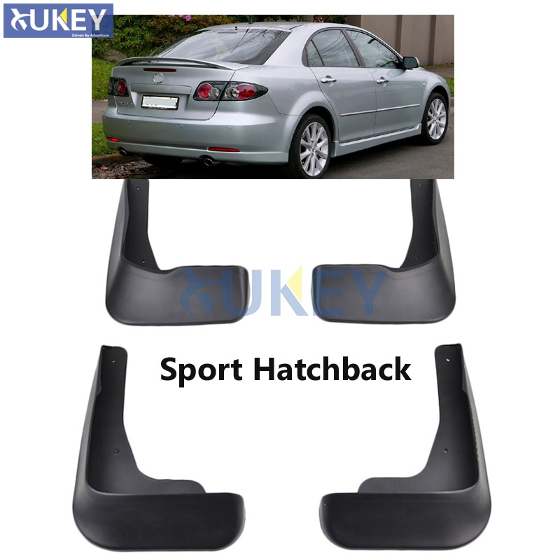 For 2003 2007 Mazda 6 (GG) Sport Hatch Hatchback Splash