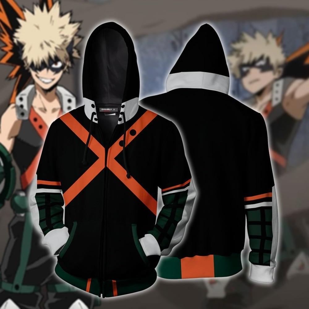 My Hero Academia Anime Unisex Champion Crewneck Sweatshirt