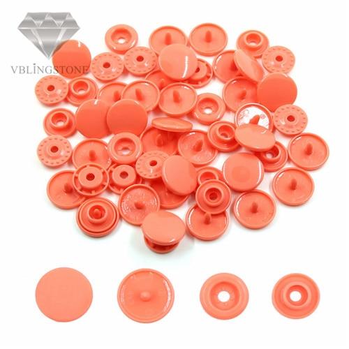 20 комплектов KAM T5 12 мм круглые пластиковые застежки кнопки застежки пододеяльник лист кнопка аксессуары для одежды для детской одежды Зажимы - Цвет: B17