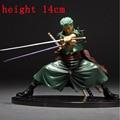 Cool Decisive Battle Version One Piece Roronoa Zoro PVC Figure Toy PVC Action Figure Collection Model Toy