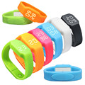 3D LED Calorie Pedometer Sportsmart Smart Bracelet Wrist Watch Unisex