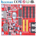 Leeman BX-5U0 красный led платы управления --- BX-5U0 одного цвета и двухцветный НИЗКОЙ ЦЕНЕ привело плату управления для p10 модуль