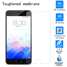 9H Hd Tempered Glass For Meizu meilan three Premium Display screen Protector zero.2mm 2.5D Toughened Protecting Movie With Clear Equipment