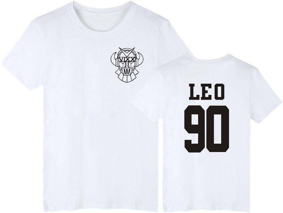 Ամառային Kpop Vixx T shirt կարճ թև ST RLIGHT Harajuku - Կանացի հագուստ - Լուսանկար 2