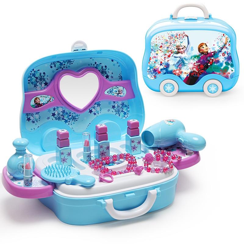 Beauty & Fashion Toys 2019 New Disney Frozen Makeup