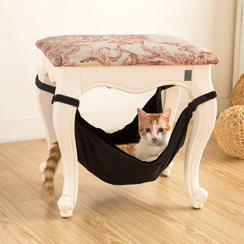 Cat Hammock Cat Bed Lounger Sofa Cushion Detachable Hanging Chair Cat Hammock Swing Hammock Pet Chair Hanging Pet Supplies Fn P1 #3