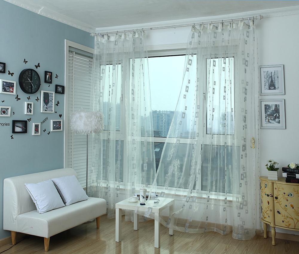Aliexpress.com: koop mooie ikea moderne gordijn venster screening ...