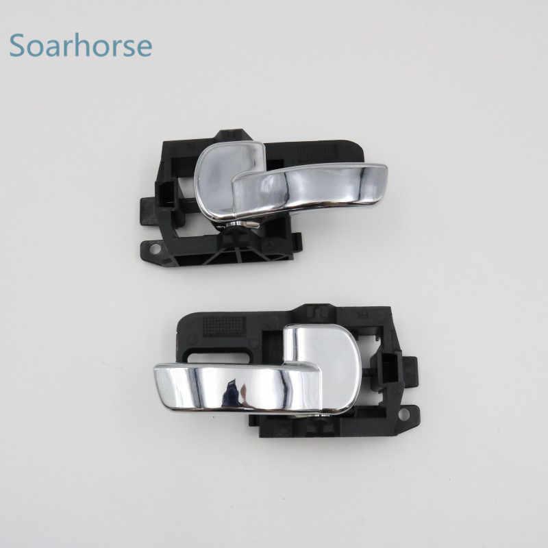 Car Inside Door Handle Inner Door Handle For Nissan Qashqai Dualis J10 2007 2008 2009 2010 2011 2012 2013 accessories