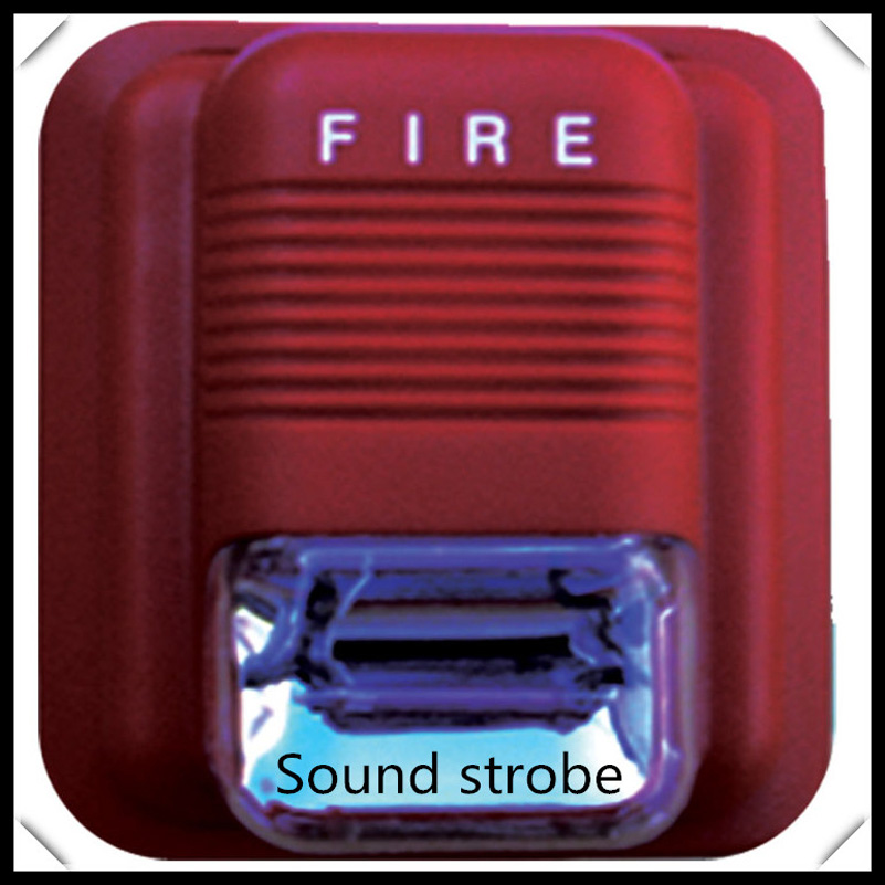 Conventional Fire Alarm Control System  SG109  Sound Strobe  Sound and light alarm  Siren wael aboelmaaty laila gadalla and mohamed elkenawy comparing conventional