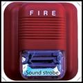 Conventional Fire Alarm Control System  SG109  Sound Strobe  Sound and light alarm  Siren
