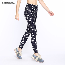Jeggings causal disco feminino ropa fall legging mujer floral womens print