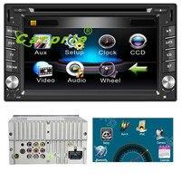Авто 6.2 В 5616 GPS Автомобильный видео плеер dvd Сенсорный экран Bluetooth стерео Радио автомобиля mp5 аудио USB Авто электроника в тире feb14