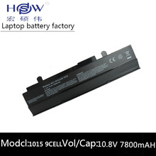 Black 7800mAH Battery For Asus Eee PC EPC 1215 1215B 1215N 1015b 1015 1015bx 1015px 1015p A31-1015 A32-1015 AL31-1015