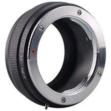цена на FOTGA Lens Adapter Suit For Minolta MD Lens to Sony E Mount NEX Camera for Sony NEX-VG10 NEX-VG20 NEX-VG30 NEX-VG900 NEX-FS100