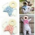 Proteção do bebê de algodão do bebê bonito asas de anjo de acidente evitar criança cair