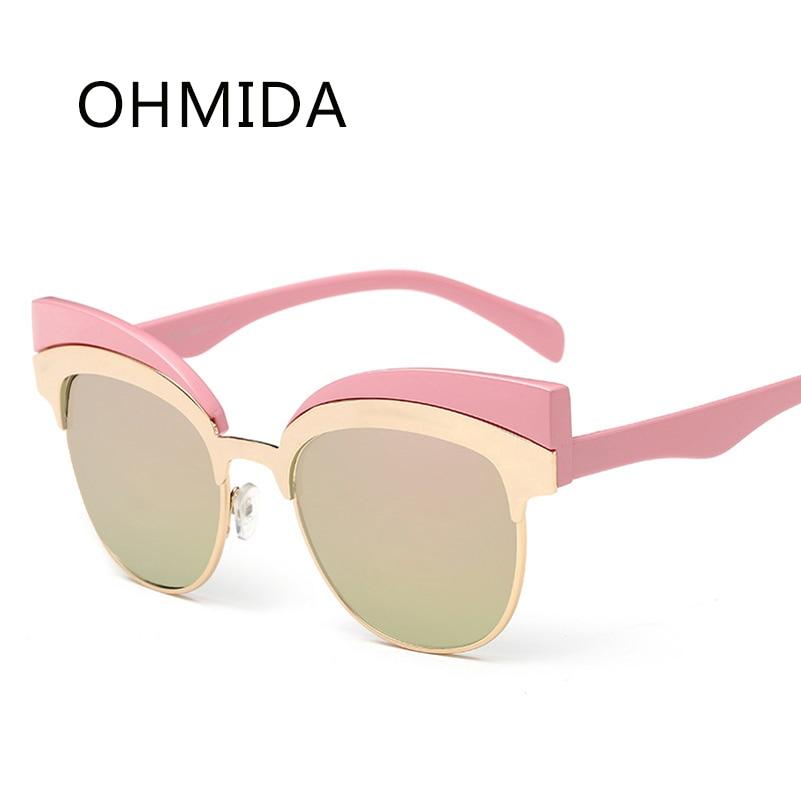 OHMIDA Soleil Lunettes pour Femmes Hommes Nouvelle Mode Marque Lunettes  Designer Vintage lunettes de Soleil femme homme Oculos femme Gafas De Sol 3fa3530f68eb