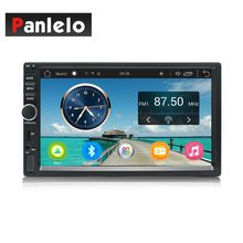 2 Din Car Multimedia Player Music Audio Video Android Car Stereo MP3 MP4 Wi-Fi Bluetooth 7 inch Touch Screen SD USB Slot 1024*60(China)