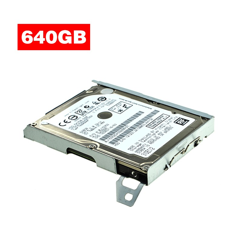 Hard Disk Disk Internal Untuk Sony PS3 Slim 4000 Game Konsol HDD Untuk Sony PlayStation3 Dengan Mounting Bracket Holder