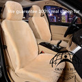 1 pc real fur car interior accessories shearing wool commonly used car styling 5 color can be selected