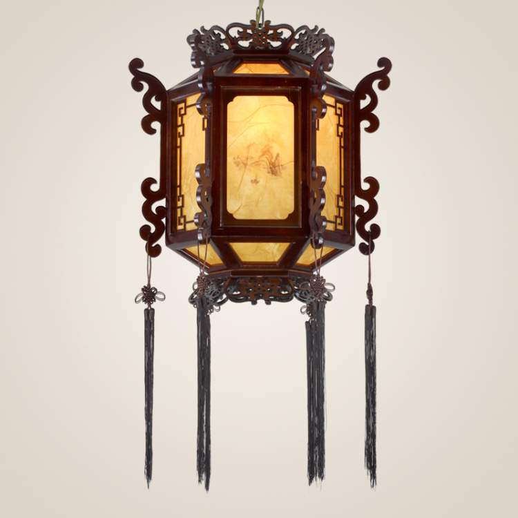 Chinese Lantern Wall Lights : Popular Antique Wooden Lantern-Buy Cheap Antique Wooden Lantern lots from China Antique Wooden ...