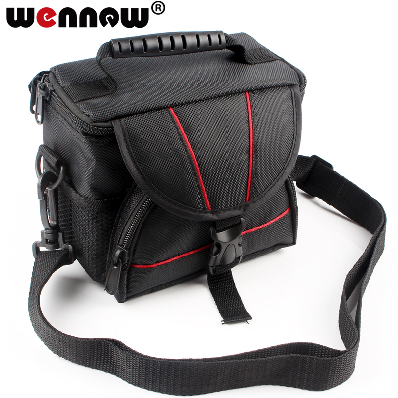 Digital Camera Bag Case For <font><b>Sony</b></font> a6400 <font><b>6000</b></font> a6000 a6500 a6300 a5100 a5000 H400 H300 H200 HX400 HX300 HX200 HX100 RX10M4 RX10 image