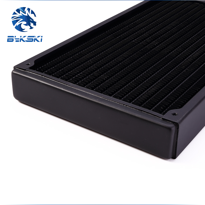 Bykski B RD420 TN 42cm 420mm 3 x 14cm Copper Radiator Liquid Water Cooling-in Fans & Cooling from Computer & Office    3