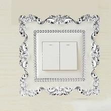 Por Wall Switch Plates Decorative