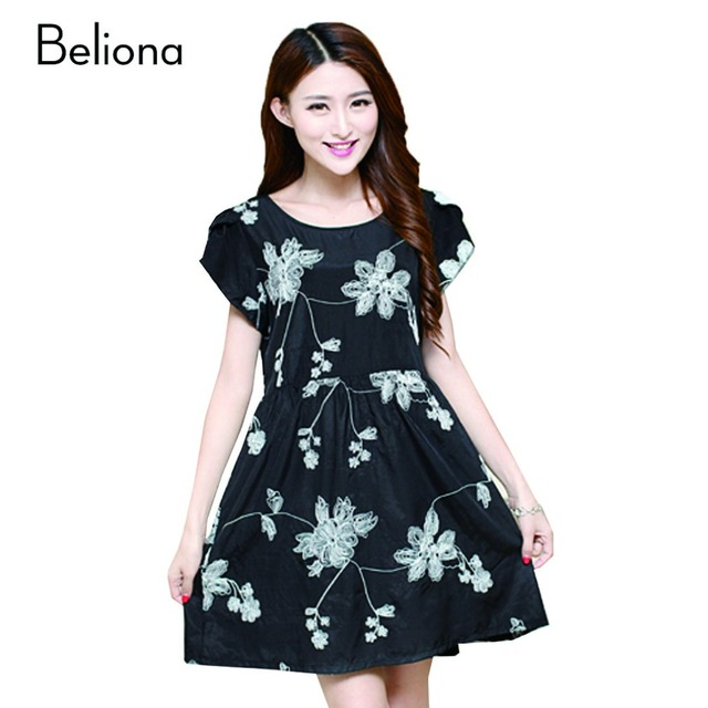 c14e9d0354427 Summer New Embroidery Maternity-dress Casual Maternity Dresses for Pregnant  Women Plus Size Maternity Clothes