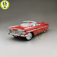 1/18 1959 Chevrolet IMPALA Road Signature Diecast Model Car Toys Boys Girls Gift